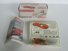 schuco examico 4001 replica wind up toy box only