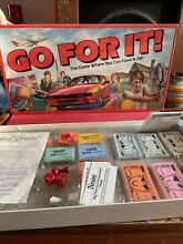 go for it parker go for it 1986 parker brothers