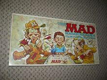 go for it parker mad magazine board game by parker