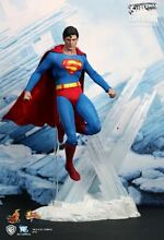 superman hot toys christopher reeve 1 6