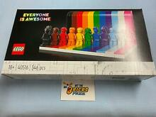 lego exclusive 40516 e one is awesome