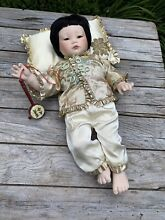 heirloom franklin doll chinese baby