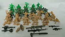 lead soldiers collection plastic soldiers action