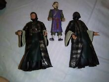 dr who doctor who classic 5 figures talons