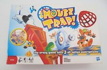 hasbro mouse trap board game boxed family