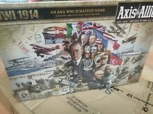 axis allies board game axis allies 1914 ww1 board game new