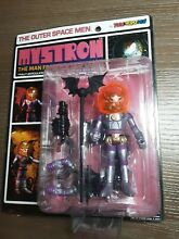 outer space men the mystron man hollow earth four