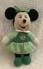 knickerbocker 1970s minnie mouse 12 mickey mouse