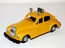 wolseley promod budgie toys 6 80 taxi yellow