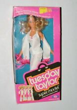 ideal 1978 tuesday taylor doll mint in