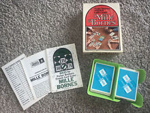 mille bornes french race card game parker