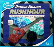 thinkfun rush hour deluxe edition ultimate