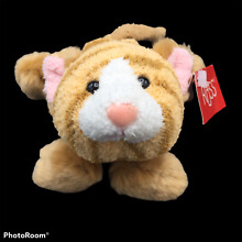 russ berrie nwt luv pets selina tabby cat 6