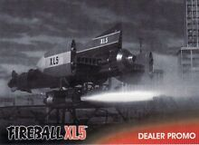 fireball xl5 gerry anderson s premier cards