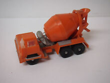 hubley 1960 s tiny toys cement truck
