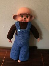 so truly real baby monkey doll cute as a button