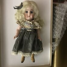 kestner doll reproduction by