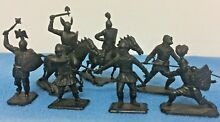 dulcop plastic toys medieval knights