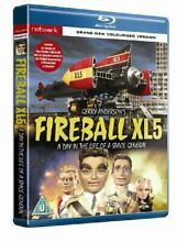 fireball xl5 a day in life a space general 1962