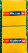 2 Kodak Color Ektachrome 160 Super