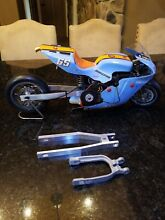 nitro car rc car thunder tiger ducati rc 3