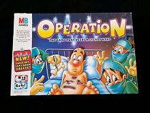 operation game mb hasbro operation board game 2004