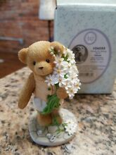 cherished teddies thank you beary much daisy daisies