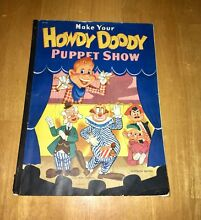 howdy doody 1952 make your own marionette