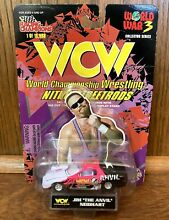nitro car jim anvil neidhart wcw nitro