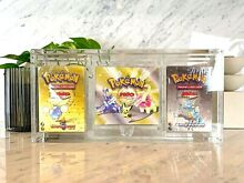 pokemon cards neo genesis unlimited booster box