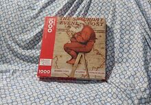 norman rockwell puzzle new springbok 1000 piece christmas