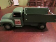 army men buddy l army supply corps truck