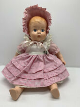 horsman baby doll 1996 gold medal baby
