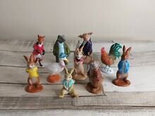tommy toy new peter rabbit 2 5 figure toy