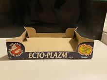 ecto plazm the real ghostbusters 1986 kenner