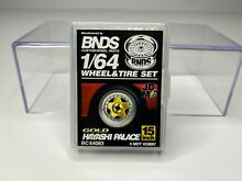hayashi bnds 1 64 wheels tire palace gold