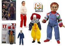 mego horror 8 collectable action figures