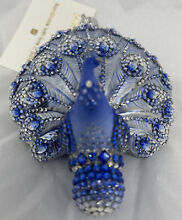 patricia breen evantail blue peacock lottery piece