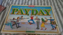 pay day game payday board game 1994 edition 95