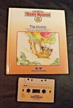 teddy ruxpin book tape airship works worlds