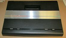 atari 7800 pro system console only untested no