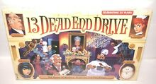 13 dead end drive board game by winning moves games