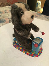 alps 1950 s 60 s battery operated toy