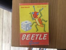 chad valley beetle game by england in complete
