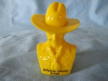 banthrico yellow plastic hop a long cassidy