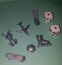 go for it parker parker brothers monopoly here now 6