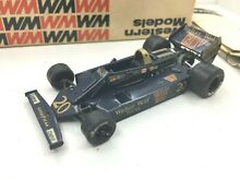 western models 1978 walter wolf racing f1 white