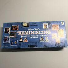 1950 s 1980s reminiscing game for people