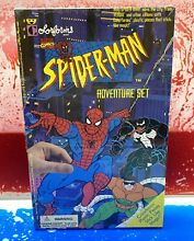 colorforms spider man animated series set new