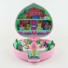 polly pocket 1992 party time birthday stamper